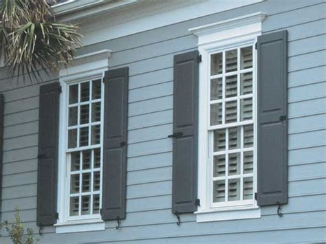 colonial style windows colonial windows love the old shutters look house