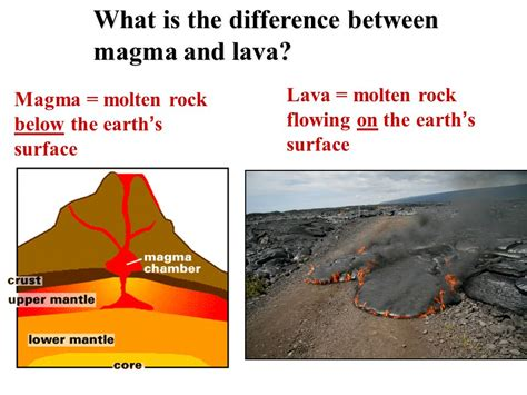 light colored rocks with lower densities form from basaltic magma metamorphic rocks ppt