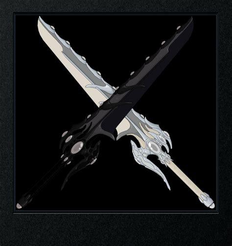 sword of darkness 2 swords 2 by ember reed on deviantart