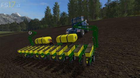 Deere 1760 12 Row Planter by Deere 1760 12 Row Planter V 1 0 0 Fs17 Mods