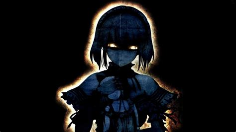 wallpaper black anime dark anime wallpapers wallpaper cave