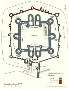 Belvoir Castle Floor Plan concentric castle wikipedia
