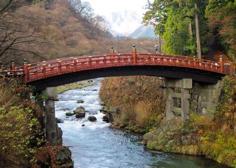 imagenes nikko japon puente shinkyo nikko jap 243 n el perro viajante