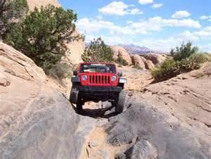 Moab Utah Jeep Trails Welcome To Jeeptrailinfo