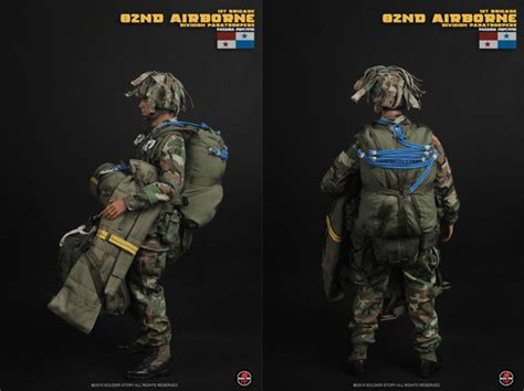 16 Soldier Story 1st Brigade82nd Airborne Division Paratroopers 楽天市場 soldier story ss089 1 6 1st brigade 82nd airborne