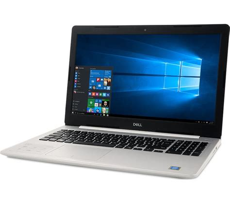 Laptop Dell 5 Jutaan dell inspiron 15 5570 15 6 quot laptop white deals pc world