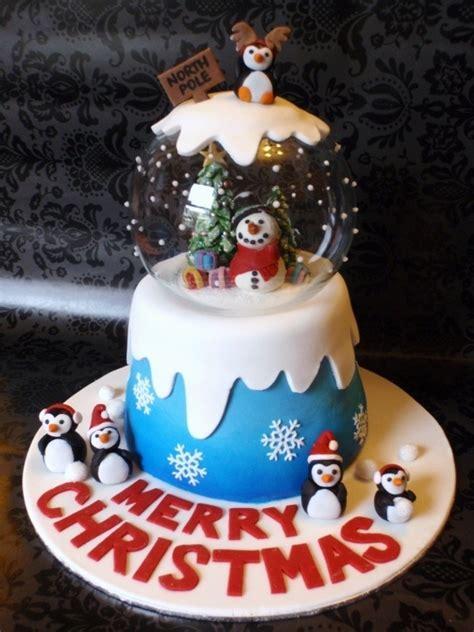 matured xmas cake designs 60 easy cake decoration ideas