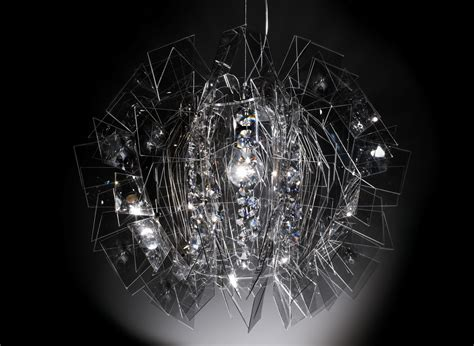Crazy Lamps by Pendant Lamp Crazy Diamond Collection By Slamp Design