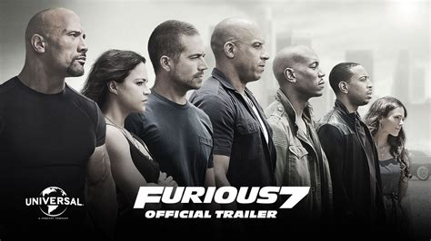 full movie fast and furious seven furious 7 official theatrical trailer hd youtube