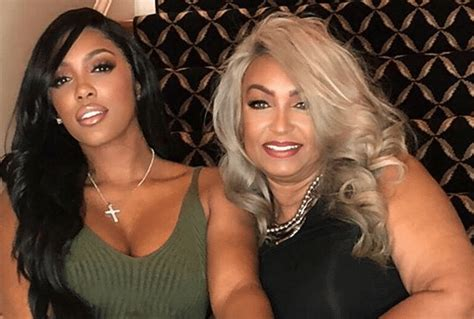 porsha williams mum porsha williams is getting serious with her new boo