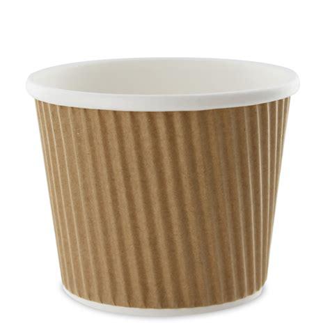 Food Grade Brown Kraft Paper Bowl Lid Paper Bowl Coklat 8oz 240ml 12 oz soup cups paper soup cup mrtakeoutbags