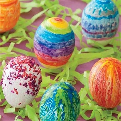 decorated easter eggs cool easter egg decorating ideas