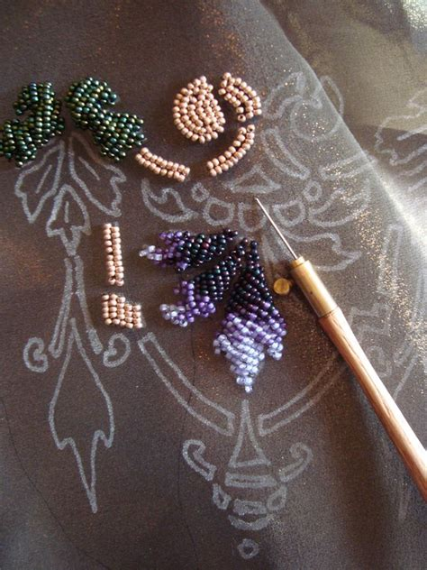 beadwork couture couture style beadwork class at columbus college of