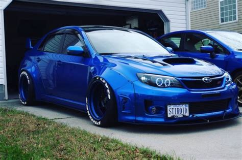 subaru rsti widebody 2013 subaru sti wrb widebody