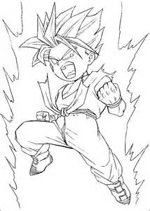 80 disegni dragon ball da stampare colorare pianetabambini