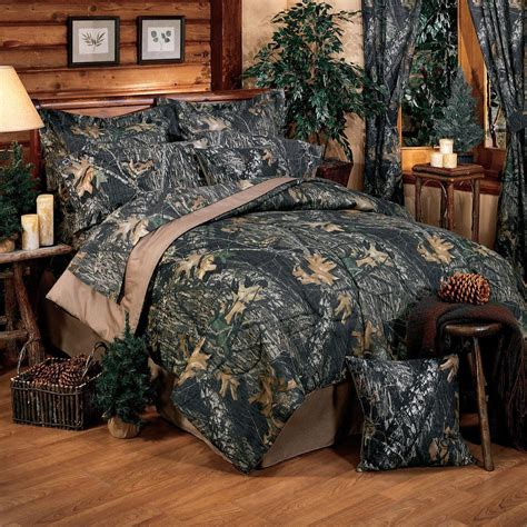 Mossy Oak Bed Set New Breakup Camo Comforter Ez Bedding Sets Cabin Place