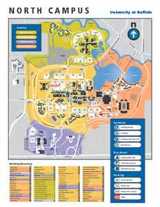 Buffalo State Campus Map by Suny Oneonta Campus Map Calendar Template 2016