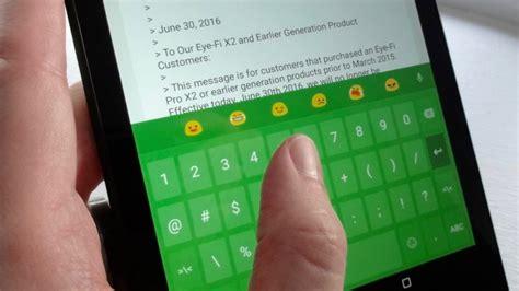 android keyboard shortcuts cara menilkan emoji terakhir kali digunakan pada
