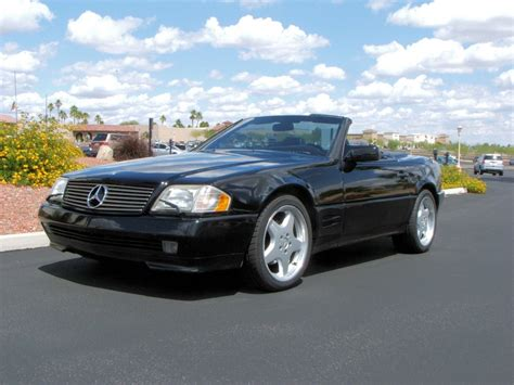 mercedes convertible 1994 mercedes 500sl convertible for sale