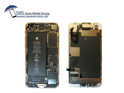 reparation de iphone  tombe dans leau sms swiss mobile
