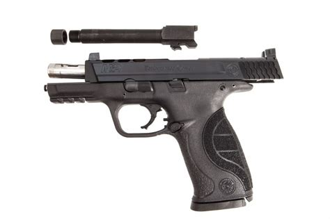 smith and wesson products smith wesson m p 9 performance center ported 9mm pistol
