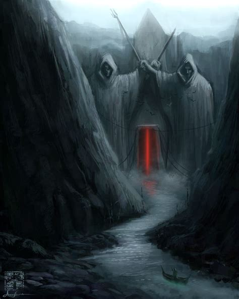 The Styx the styx is a river in mythology that formed the