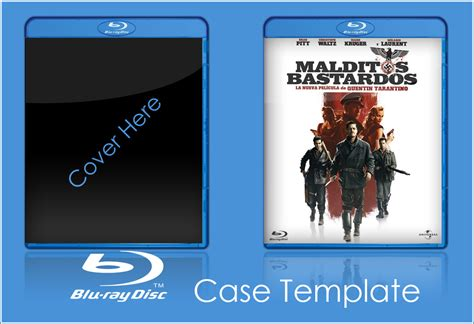 cover template psd bluray template psd by saikuro on deviantart