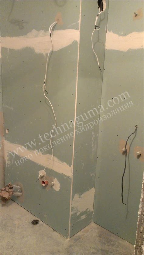 waterproof plasterboard for bathrooms waterproofing of plasterboard bathroom with liquid rubber