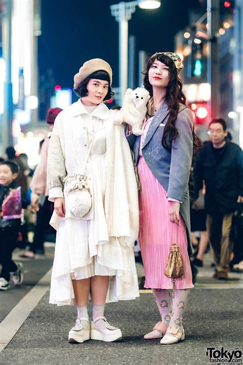 Dress Vintage Dr 005 tea length dress tokyo fashion news