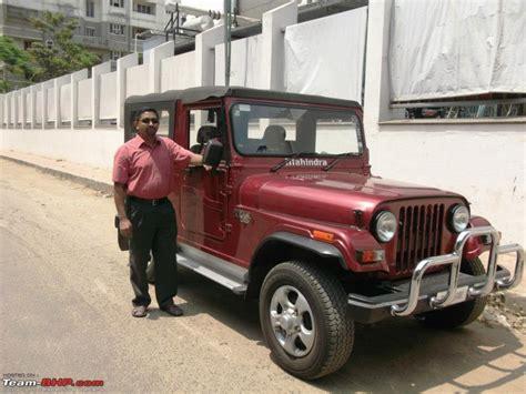 mahindra thar crde 4x4 ac team bhp ch 233 rie my pre owned mahindra thar crde 4x4