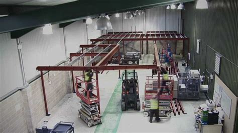 how to build a mezzanine how to build a mezzanine floor by spaceway updated youtube