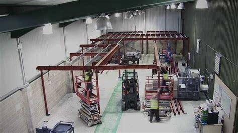 build  mezzanine floor  spaceway youtube