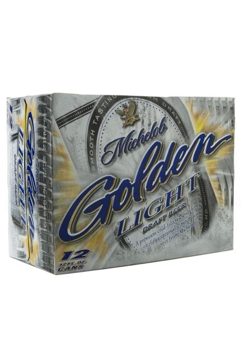 Michelob Golden Draft Light by Michelob Golden Light Haskell S