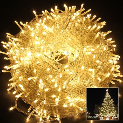 100m lights 500led 100m string lights tree