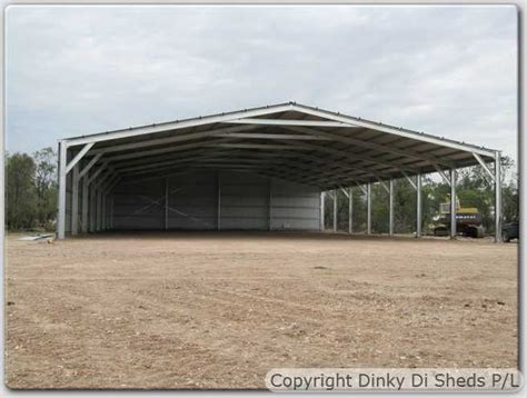 Farm Storage Sheds by Machinery Shed With Living Quarters Plans Studio