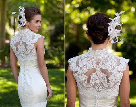 Handmade Wedding Dresses - 6 stunning handmade wedding dresses and bridal accessories