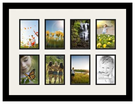 college photo frame arttoframes arttoframes collage photo frame with 8