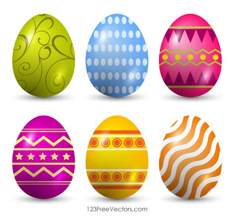 easter egg clipart free clip easter eggs 123freevectors