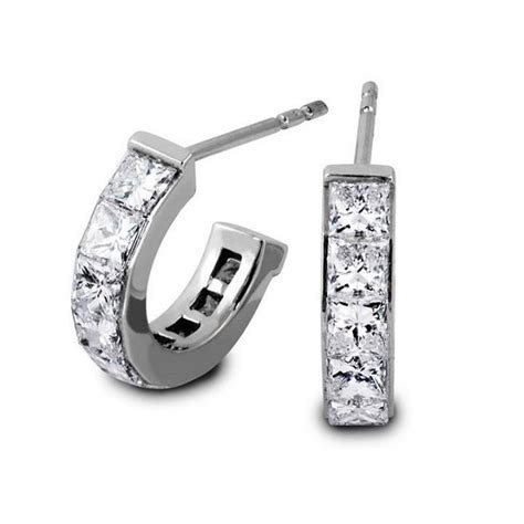 latest designs of diamond earrings for girls 2014 3 life