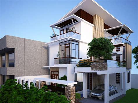 casa tre casas contemporaneas de tres pisos