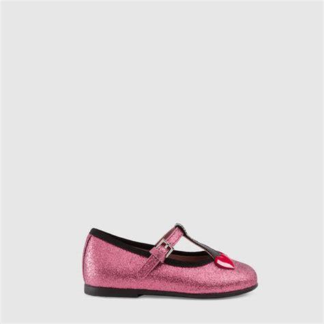 Gucci Children Toddler Shoes 20 26 Toddler Ballet Flats
