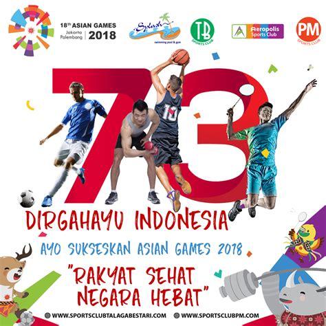 dirgahayu kemerdekaan republik indonesia talaga bestari