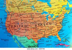 map on america usa map stock photos usa map stock images alamy