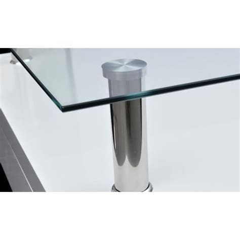 square glass coffee table vidaxl co uk glass coffee table square white