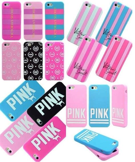 Pink Nation Iphone 5 5s 5c 6 6s Plus Samsung Xiaomi A7 A8 A5 A3 S Secret Pink Silicone Rubber Soft For