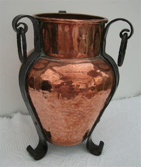 Arts Crafts Vase by Antiques Atlas Arts Crafts Copper Vase On