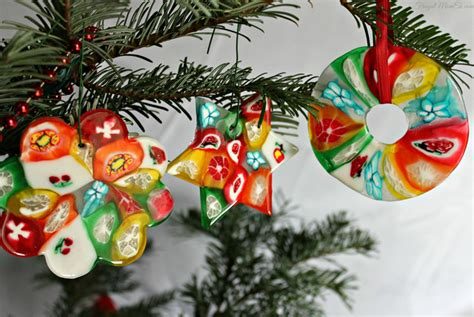 how to clean christmas ornaments 25 easy ornaments how to make diy tree ornaments