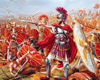 film perang kolosal romawi tahap perkembangan tentara romawi peperangan