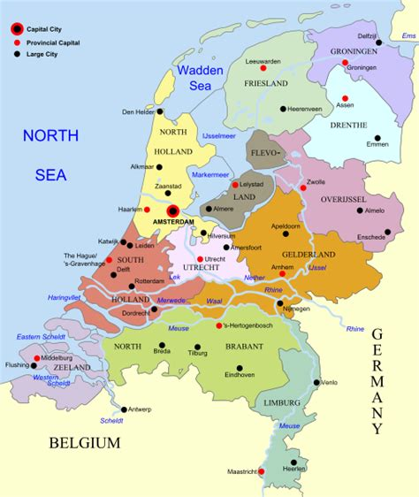 netherlands geography map team choux tell you about their trip the netherlands and
