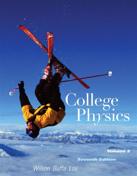 college physics pearson education higher and professional education bookshop
